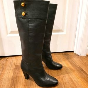 Kate Spade Belinda Leather Boots